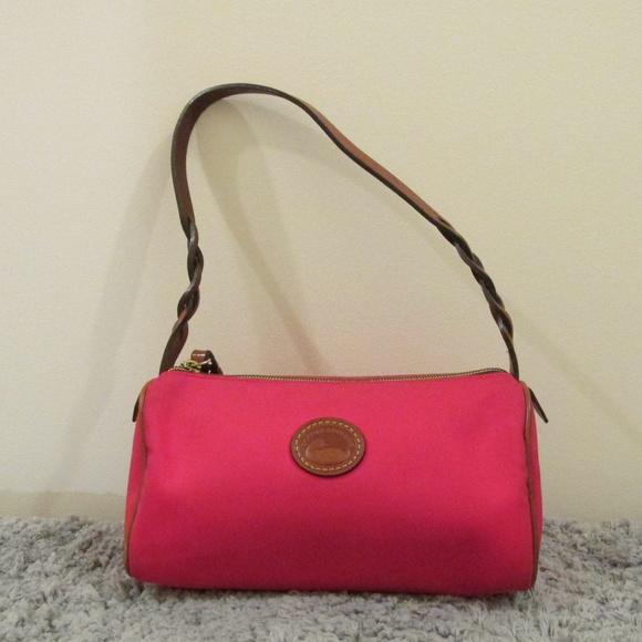 Dooney & Bourke Handbags - Dooney & Bourke Nylon Bitsy Bag